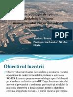 O metodologie de sprijin decizionala pentru managementul riscurilor intr-un terminal portuar