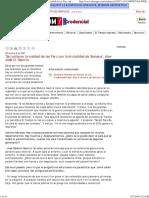6-12-2007 'Se Juntaron La Maldad de Las Farc Con La Brutalidad de Semana', Dice Jose O. Gaviria