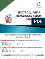 Reacciones Redox 2016