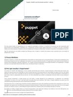 Puppet x Ansible_ Qual Ferramenta Escolher_ - Instruct