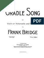 Bridge Frank Cradle Song