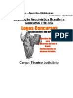 Legislação Arquivística Brasileira