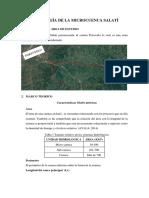 Hidrología de La Cuenca Del Río Salatí