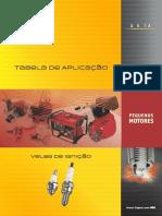 Tabela Pqs Motores NGK