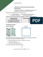 Factor de Empaquetamiento de Las Estructuras Atómicas Elementales