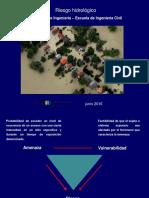 Sesion VII.b Métodos Estadisticos Hidrologia - Riesgo Hidrologico