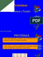 1- Proteinas Estrutura e Função