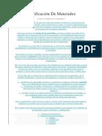 Ciencia de los Materiales y clasificacion.docx