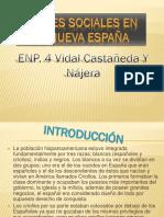 Clases Sociales de La Nueva España