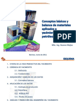 09 MSc. Ibonne Mejías - Conceptos Básicos y Balance de Materiales