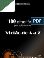 100 Músicas Fáceis Para Violão Iniciante