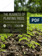 Business of Planting Trees Report
