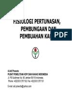 Fisiologi Pertunasan, Bunga&Buah Kakao (1)