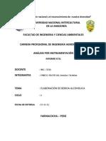 150380063 Informe de Elaboracion de Bebida Alcoholica de Carambola