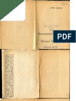 CONGAR, Y. M. J., Humanismo Cristiano y Eficacia Temporal. Buenos Aires, Ediciones Humanismo, 1959