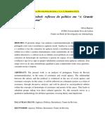 O Espelho Da Catedral - Revista Artes Da Cena (Publicação Relevante)