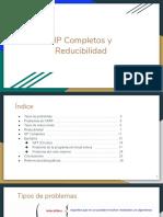 NP_Completos y Reducibilidad