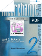 Libro AzulInterchange 3th Edition