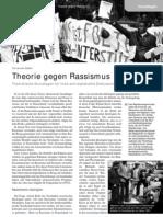 Theorie gegen Rassismus aus LOTTA #14