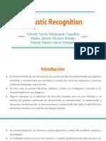 Sistema de reconocimiento acustico