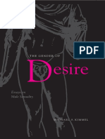 The Gender of Desire. Essays on Masculinity. Kimmel. .pdf