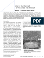 Coalesced bainite by isothermal transformation of reheated weld metal_2008.pdf