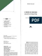Foucault - A ordem do discurso.pdf