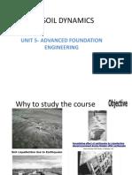 Soil Dynamics Afe
