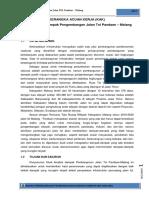 KAK Analisis Dampak Pengembangan Jalan Tol Pandaan-Malang-1