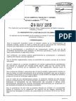 Decreto Unico 1074 2015