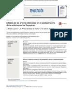 Eficacia de las ortesis extensoras en el postoperatorio de la enfermedad de Dupuytren.pdf