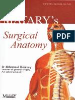 171372408 Matary Surgical Anatomy 2013 AllTebFamily Com