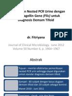 Jurnal Cici-Pemeriksaan Nested PCR Urine