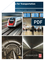 RFS Solutions for Transportation Brochure February 2011