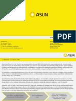 Asppl Profile 2016
