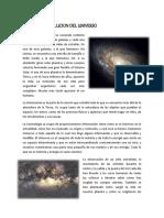 El Origen y Evolucion Del Universo