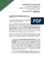 Planilla de Liquidacion JOSE DAVID QUIÑONES