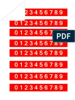 WORKSHEEET nombor dan operasi tahun 5