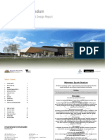 1703 Wimmera Sports Stadium Concept Design Report_FINAL 171204 Low Res