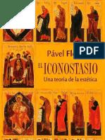Pavel Florenski - El Iconostasio, Una Teoría de La Estetica