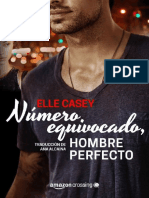 Número equivocado, hombre perfecto- Elle Casey.pdf