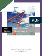 Data Mining Und Wissensbilanz