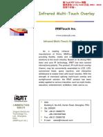 IRMTouch Catalog 20150315