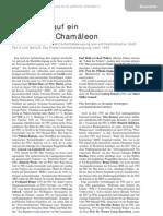 Abgesang auf ein politisches Chamäleon [Teil 2] LOTTA #16