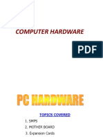 Pc and Pc Based Systems
