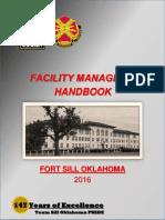 Facility Manager's Handbook Us Army