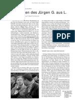 Die Reisen des Jürgen G. aus L. LOTTA #16