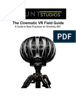 Jaunt Vr Field Guide