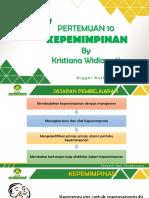 PERTEMUAN 10 - KEPEMIMPINAN.ppt