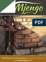 Mjengo Magazine November 2017